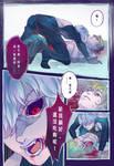 Kaneki and Hideyoshi