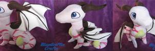 Kayla Dragon Plush