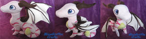Kayla Dragon Plush
