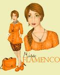 Miss Flamenco by InternalHappyDance