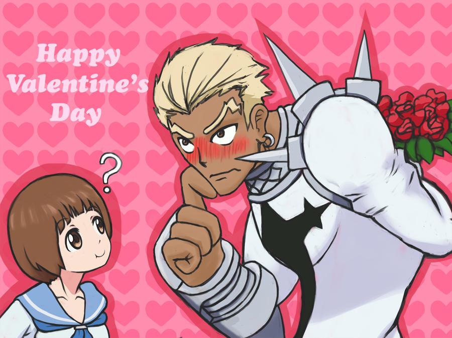 Kill la Kill Valentine's by leung2961