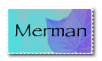 merman stamp by BubbleSwallower