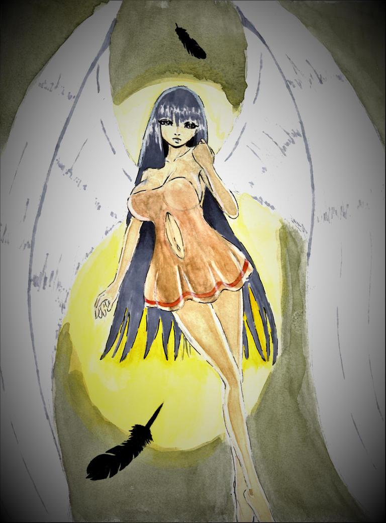 OC_ Sun Angel by ralphire