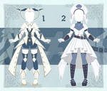 [OPEN 1/2] - ADOPT Outfit SET #2