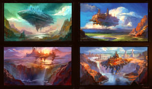 environment study 02 by Real-SonkeS