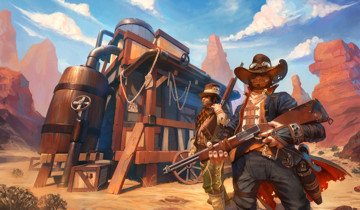 Outlaws by ~Real-SonkeS