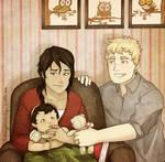 family (':