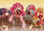 MLP Cookie Zombies
