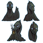 Sai Stickers #1