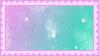 F2u Pastel Galaxy Stamp by Plaga-Mom