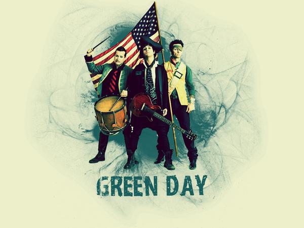 wallpaper green day. Green Day Wallpaper II by