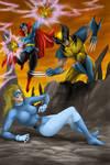Wolverine and dr.strange