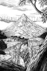 Ra oong mountain