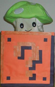 Mario ? Box Front