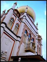 The Mosque by vonvonz