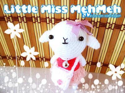 Little Miss MehMeh by vonvonz