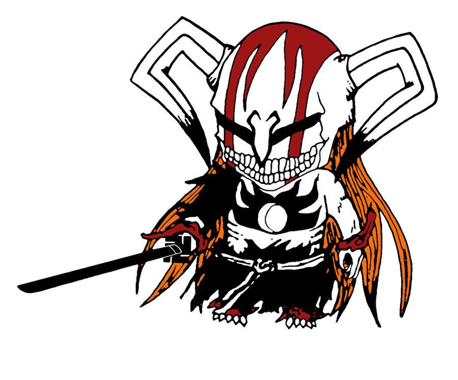 Ichigo Full Hollow Chibi By VP Land Of La