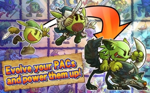Pacman Monster add by LiveWireGoth