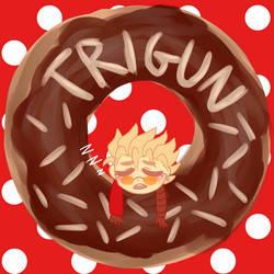 International Trigun (Donut) Day 2015 by DEADRKGK