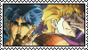 Jonathan and Dio stamp