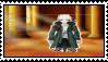 sans undertale komaeda Stamp by DEADRKGK