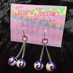 Joseph Joestar's Clacker Volley EARRINGS