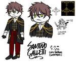 Santino Galletti Ref