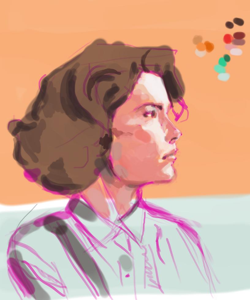 Donna (WIP) by Hydra15