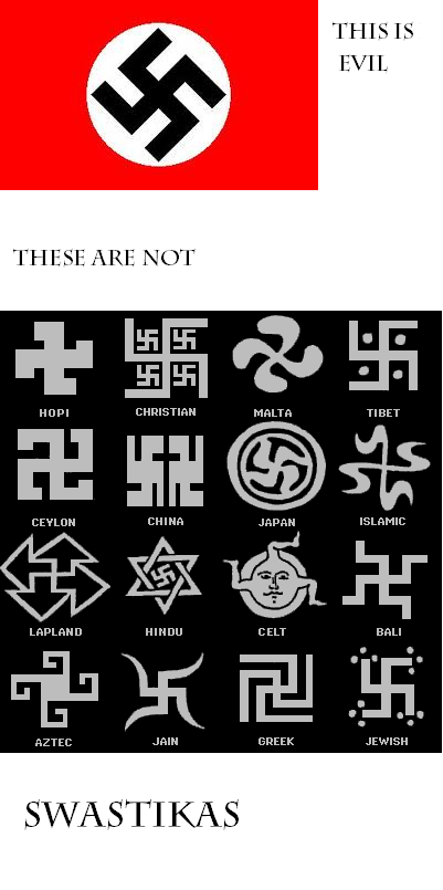 Swastikas Nazi Emblem V Peace Symbol By Alos The Vampire On Deviantart