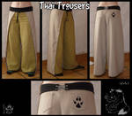 Thai trousers