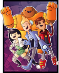 The Bravest Warriors!