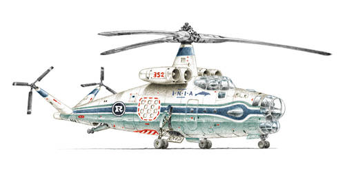 Sea Helicopter