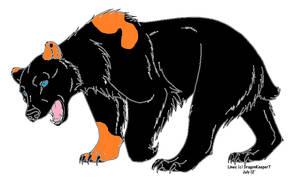 Halloween Bear Adopt- OPEN