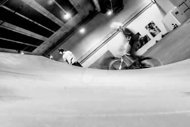 BMX male rider
