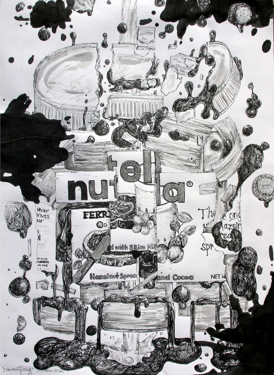 Nutella by chakupuchi