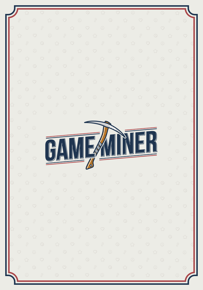 GameMiner logo by Lerston
