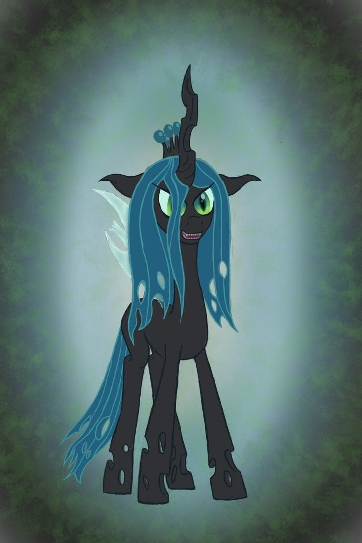 queen chrysalis hipster - photo #6