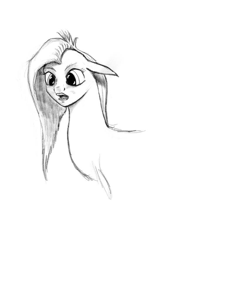 Pony hair test by DaisyAzuras
