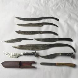 Random blades