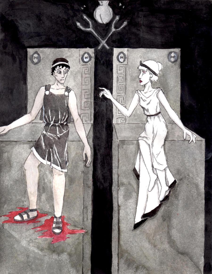 Persephone by DesdemonaKakalose