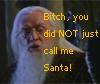 Santa by gothicpunkchic