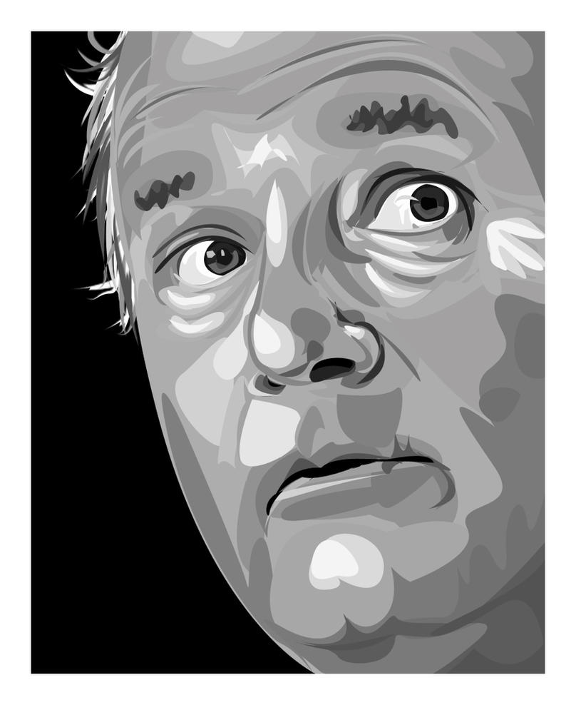 Bill Murray - Number 1 by chod on DeviantArt