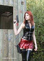 gun girl by Svea-JillCzech