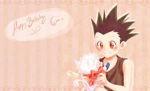Happy Birthday Gon Freecss! - HxH
