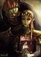 Puppet Zelda by Alderion-Al