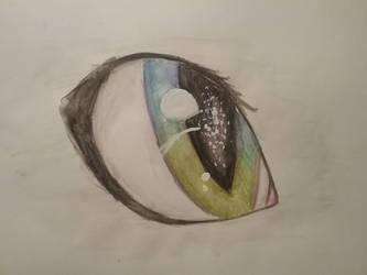 Eye by TheEpicWingedWolf