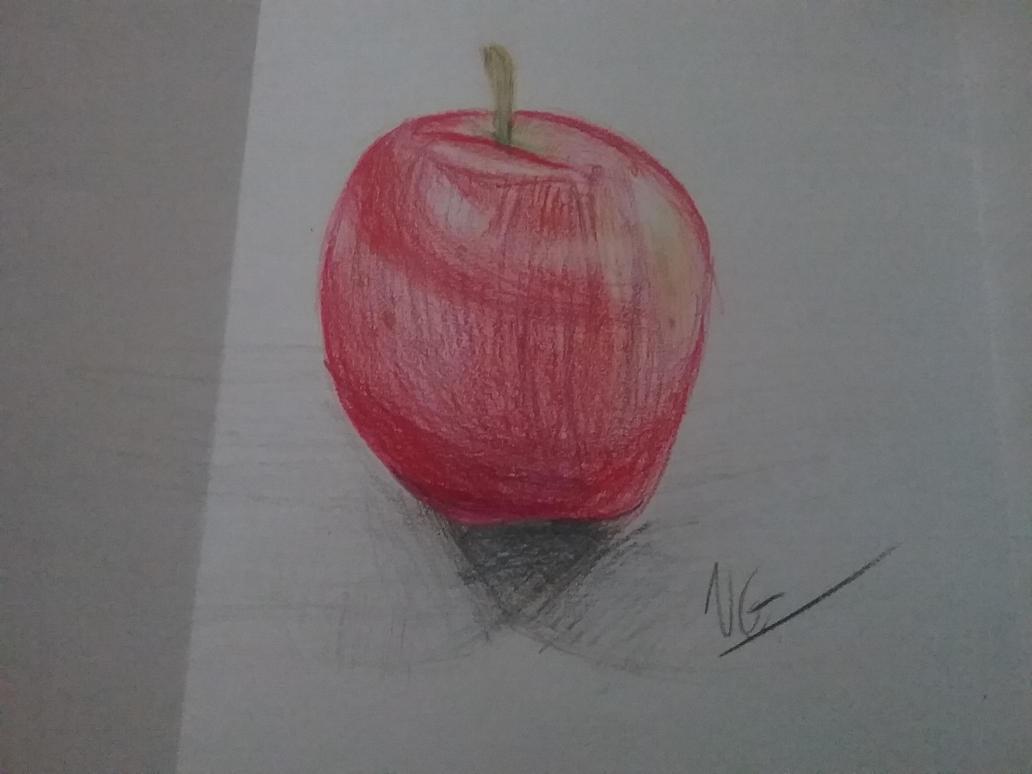 Bon Appletite by TheEpicWingedWolf