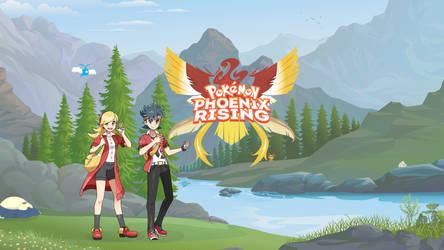 Phoenix Rising Wallpaper [Team Positions Open!] by CallMeGav