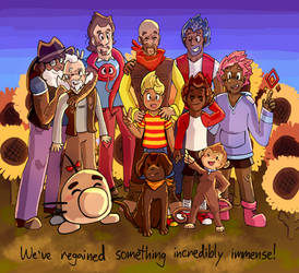 Happy 13th Anniversary, Mother 3!