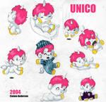 Unico action sheet